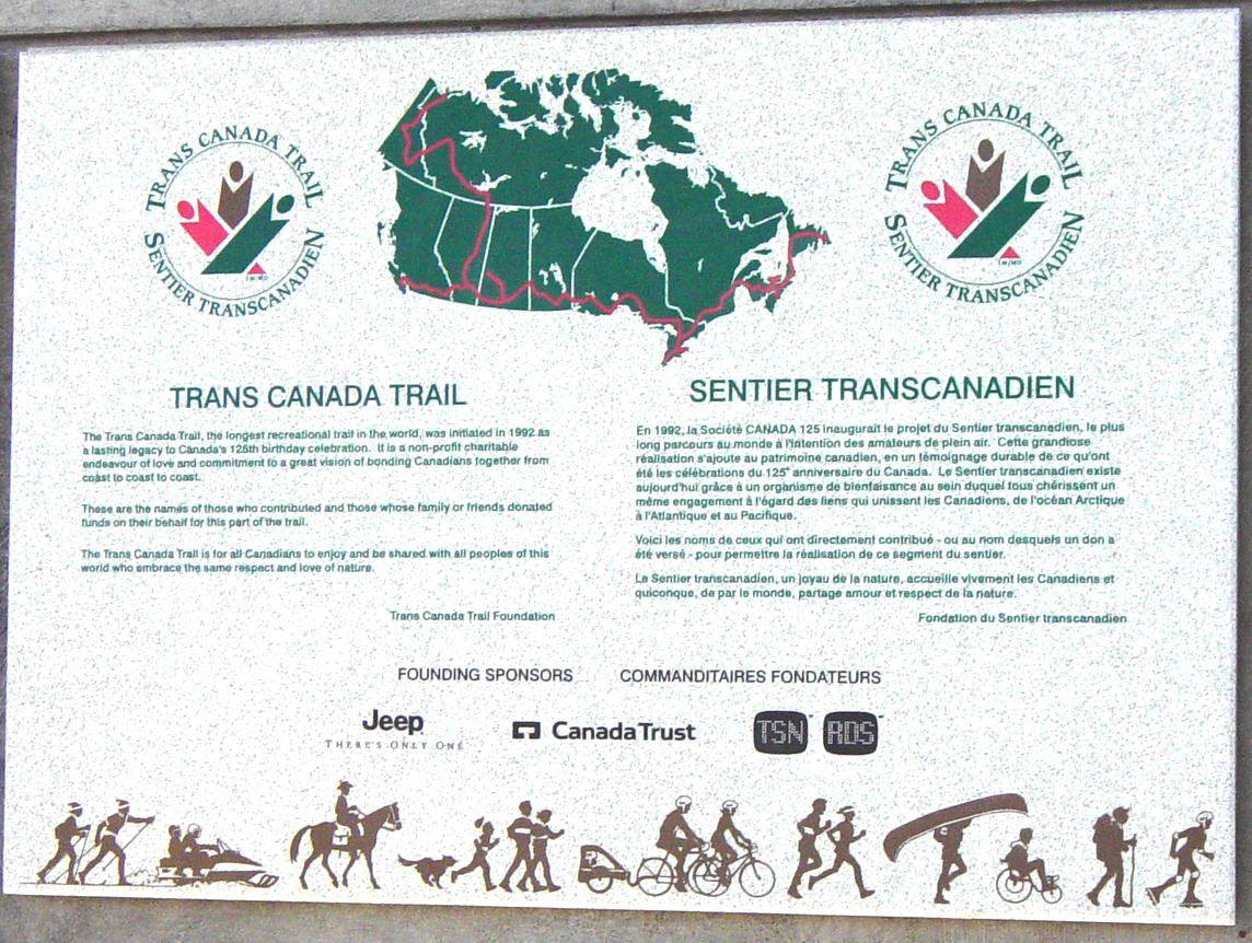 Trans Canada Trail Pavilion, Dartmouth