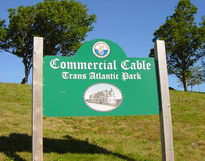 Hazel Hill: Commercial Cable Trans Atlantic Park