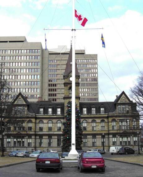 Halifax City Hall -16