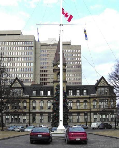 Halifax City Hall -16