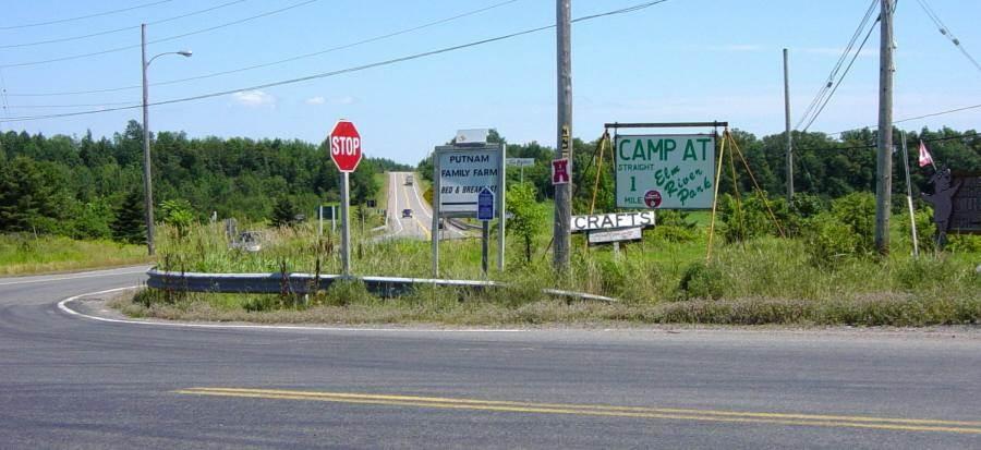 Colchester County: Acadian Heritage sign #05, Glenholme