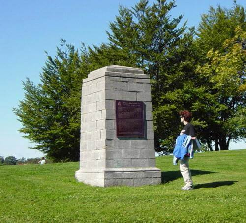 Captain James Cook monument, Halifax