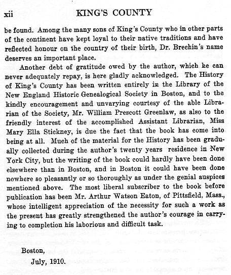 History of Kings County, 1910, by A.W.H. Eaton -7