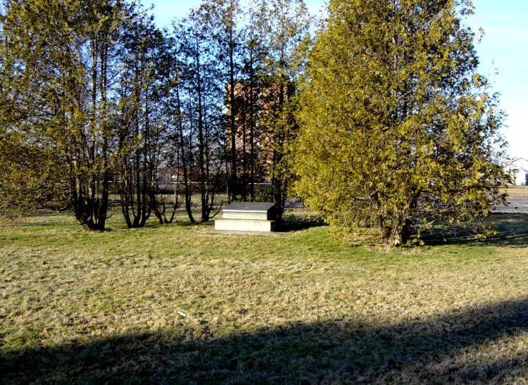 Halifax: memorial, unidentified dead, Halifax Explosion, 6 December 1917