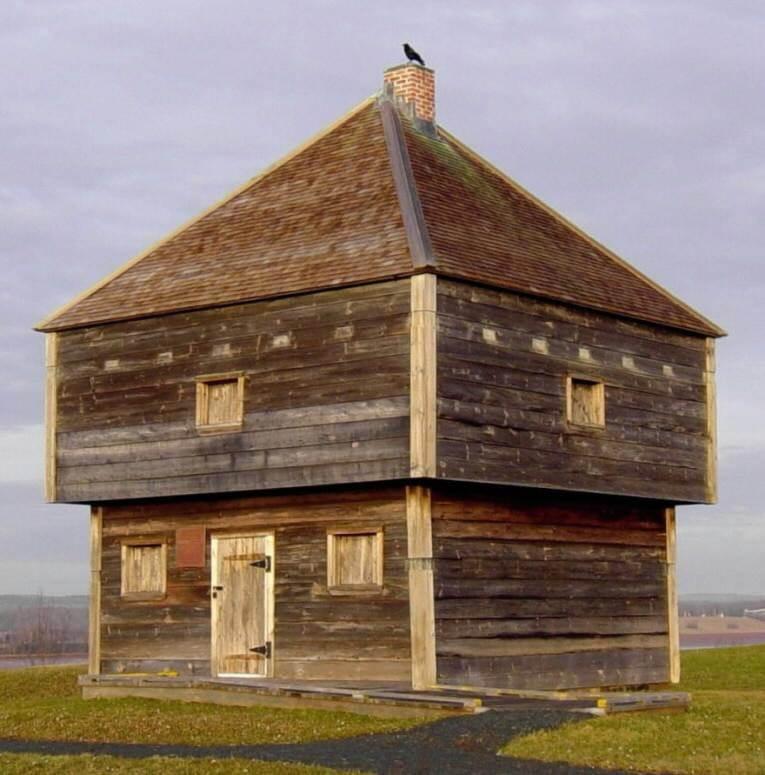 Fort Edward Blockhouse, Windsor