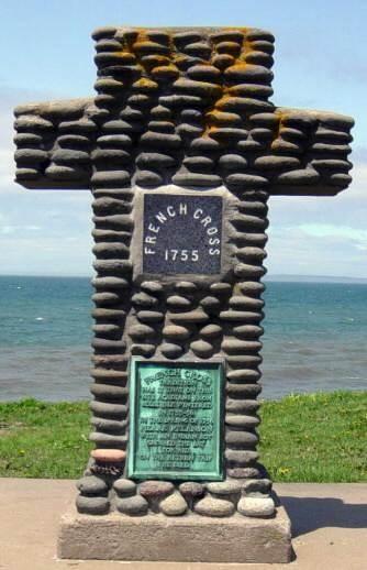 Morden: French Cross monument