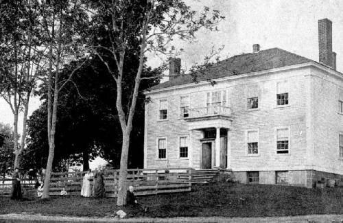 Grindstone Castle, Minudie, 1875