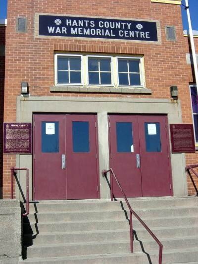 Hants County War Memorial Centre, Windsor -3