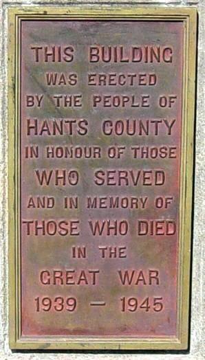 Hants County War Memorial Centre, Windsor