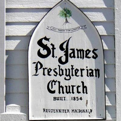 Sherbrooke: St. James Presbyterian Church -3