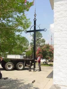 Acadian Memorial in St. Martinville, Louisiana