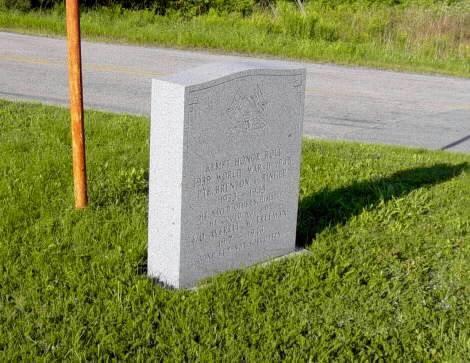 Kempt war memorial