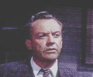 Arthur Kennedy (in Elmer Gantry, 1960)