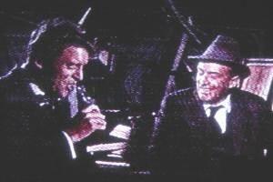 Burt Lancaster, Arthur Kennedy (in Elmer Gantry, 1960)