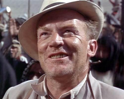 Arthur Kennedy as Jackson Bentley in Lawrence of Arabia, 1962