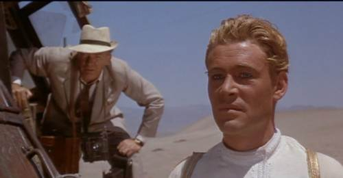 Arthur Kennedy, Peter O'Toole (in Lawrence of Arabia)