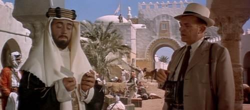 Alec Guinness, Arthur Kennedy (in Lawrence of Arabia)
