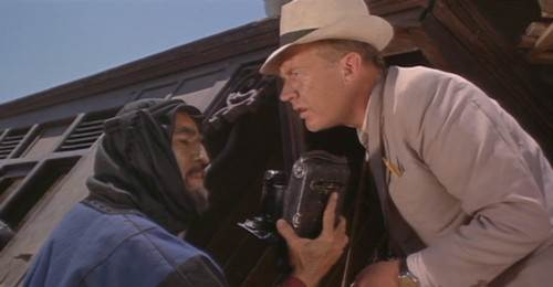 Anthony Quinn, Arthur Kennedy (in Lawrence of Arabia)