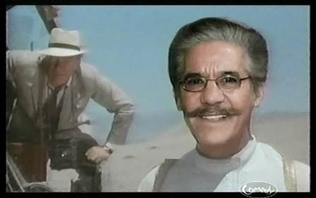 Arthur Kennedy, Geraldo Rivera (in Geraldo of Arabia) -19