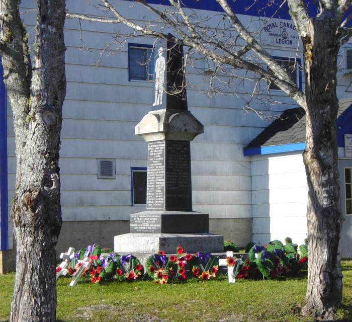 New Ross war memorial monument -6
