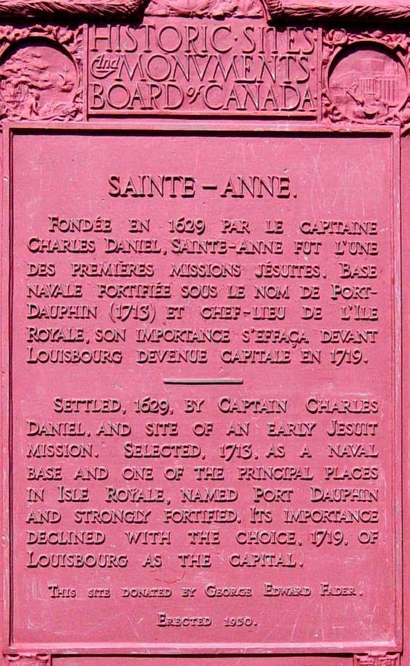 Port Dauphin Naval Base 1713-1719