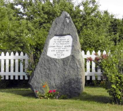 Riverport: Ritcey monument