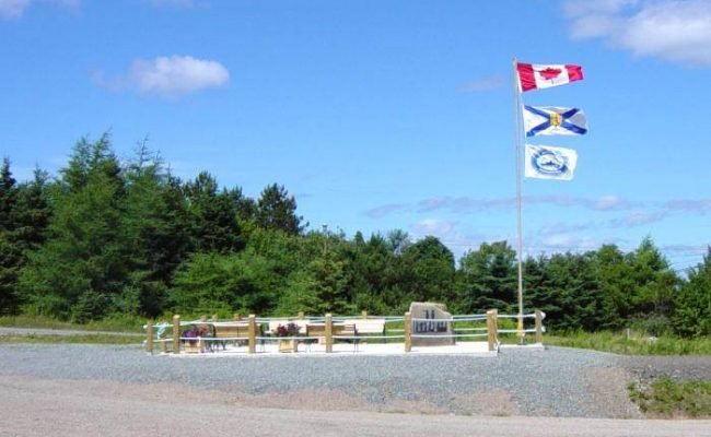 Nova Scotia: Samsonville centennial -5