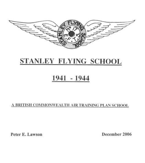 Nova Scotia, Hants County: BCATP Stanley Flying School 1941-1944 -16